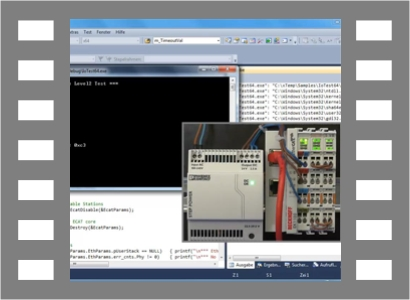 EtherCAT Master Video Programmierung